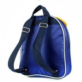 Рюкзак детский Silver Top-1041 Кроха прост спинка/тигренок,    синий