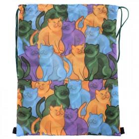 Мешок для сменной обуви-Юпитер 3115.27   (м 051)    Цв.кошки